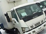 Isuzu NQR75 грузовик рефрижератор