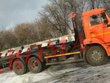 Мультилифт Камаз 65115, Kromann M14S. 45. 6, 14 тонн